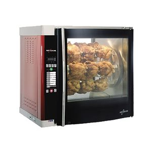 ALTO SHAAM ROTISSERIE OVEN CAPACITY 21-28 CHICKENS