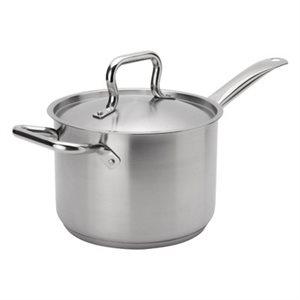 SAUCE PAN 4.5QT S / S