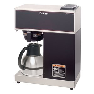 MACHINE A CAFE 2 BRUL. POUR-OVER BRUN