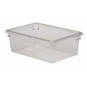 "CONTAINER 18""x26""x9"" POLYCARBONATE CLEAR"