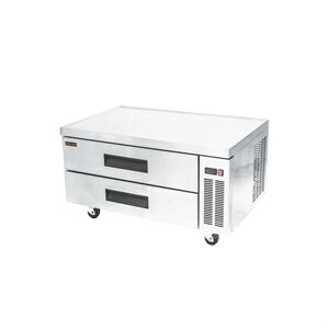 "NEW AIR CHEF BASE WITH DRAWERS 36"" X 32.5"" X 25.5"""