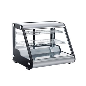 """NEW AIR COUNTER DISPLAY CASE 35"""" 5.6 CU. FT."""