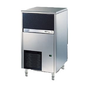 MACHINE A GLACE 100LBS REFROID.A L'AIR (
