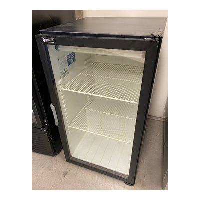 "REFRIGERATOR USED GLASS DOOR 21-3 / 8"" X 25"" X 38-1 / 8"""