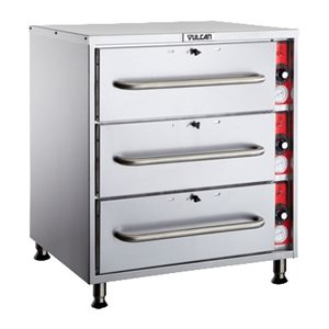 VULCAN 3 DRAWER WARMER