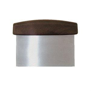 DOUGH SCRAPER PLASTIC HANDLE