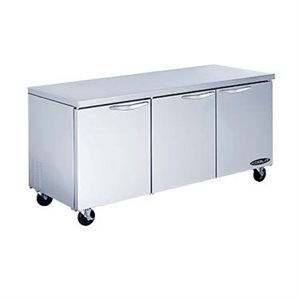 KOOL-IT UNDERCOUNTER REFRIGERATOR 72""