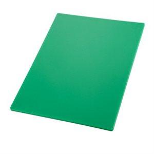 CUTTING BOARD 12X18X1 / 2 GREEN