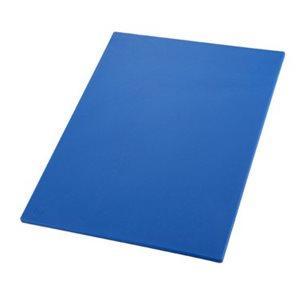 CUTTING BOARD 18X24X1 / 2 BLUE