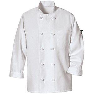 CHEF COAT WHITE XL