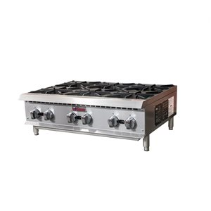 "IKON HOT PLATE 36"" 6-BURNER"
