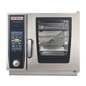 RATIONAL SELFCOOKING XS - 6X 2 / 3 GN PAN CAPACITY