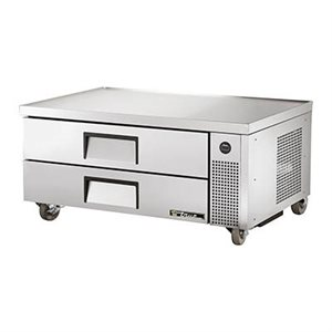 "TRUE CHEF BASE 52"" 110V WITH S / S DRAWERS"
