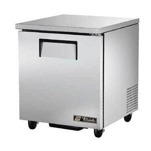 "TRUE UNDERCOUNTER FREEZER 27"" S / S DOOR"