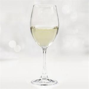 SERENE WINE GLASS 9oz CRYSTALLINE