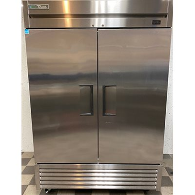 TRUE USED DOUBLE DOOR FREEZER MODEL T-49F
