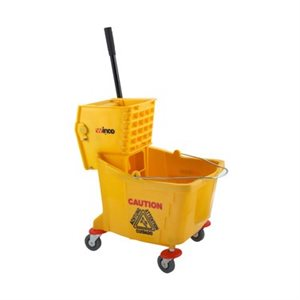 MOP BUCKET WITH WRINGER 32 LITRE CAP