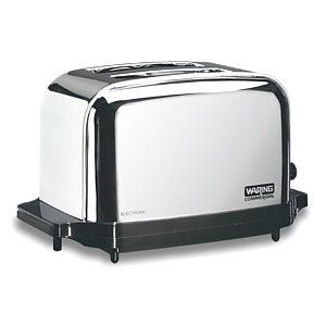 COMMERCIAL TOASTER 2-SLICES
