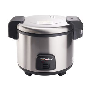 RICE COOKER / WARMER S / S 30CUP 110V
