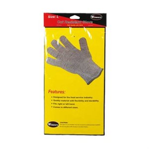 CUT-RESISTANT GLOVE LARGE