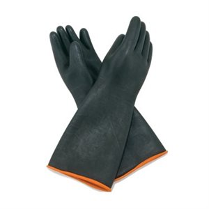 HEAVY-DUTY LATEX GLOVE