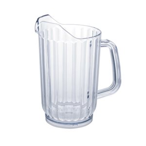 PITCHER 32oz CLEAR