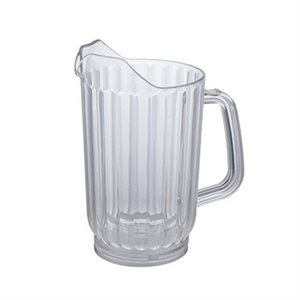 PITCHER 48oz CLEAR