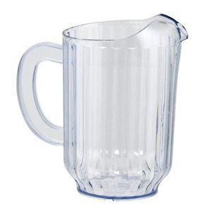 PITCHER 60oz CLEAR