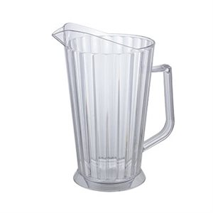 BEER PITCHER 60oz CLEAR