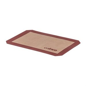 "1 / 4 SIZE SILICONE BAKING MAT 9""X12"""