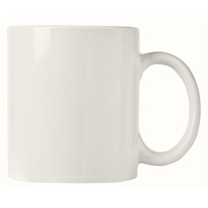 COFFEE CUP 12 OZ WHITE